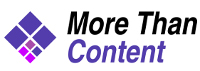 More Than Content logo